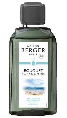 Lampe Berger Geurstokjes Navulling Ocean Breeze 200ml