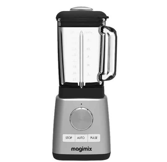 MAGIMIX, Power blender Mat chroom