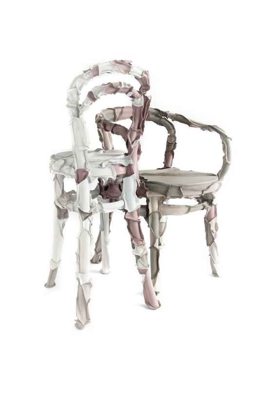 Skin Thonet couple