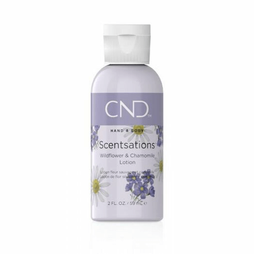 CND SCENTSATIONS WILDFLOWER & CHAMOMILE LOTION 59ML