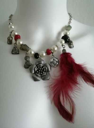 Gipsy hippie ketting