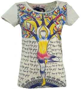 Goa yoga shirt Sure maat 38 tot 42