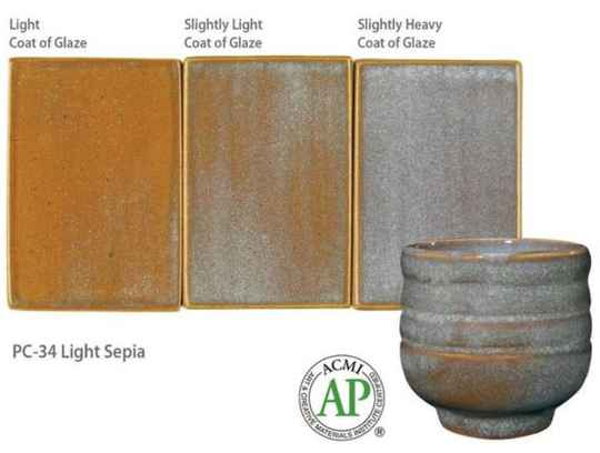 POTTER′S CHOICE LIGHT SEPIA(APC34)