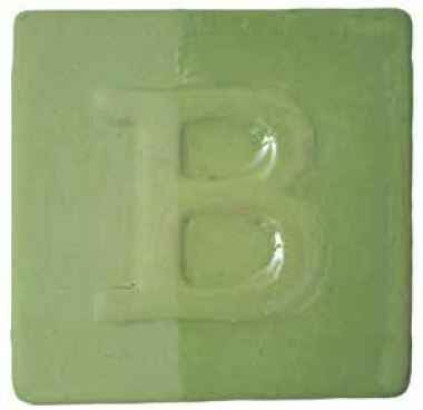 BOTZ ENGOBE 9050 Bright green