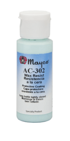 Mayco wax resist AC302 - 59ml