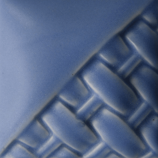 Mayco Stoneware  Blue Mat(SW159) EINDE REEKS FABRIKANT in 2021