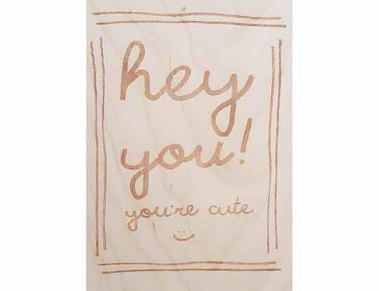 Hey You ! Youre Cute - EG7340015600561