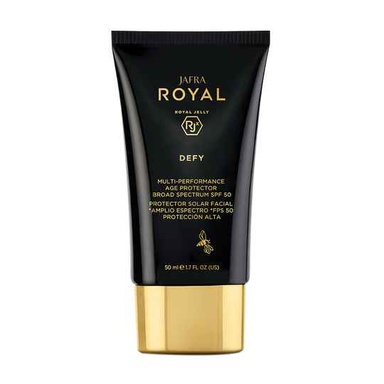 Jafra Royal Defy Multi-Performance Age Protector Broad Spectrum SPF50