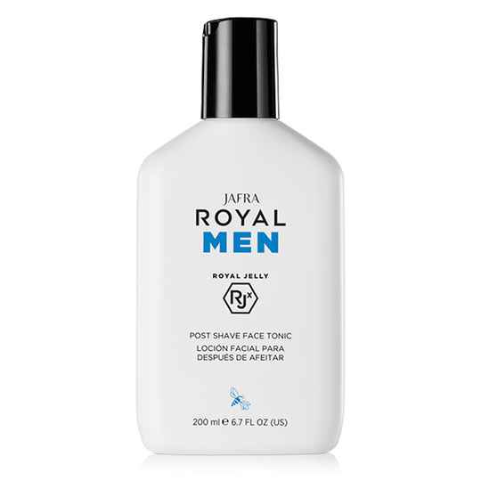 Jafra Royal Men Post Shave Face Tonic (200 ml)
