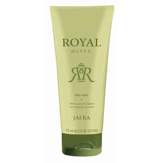 Jafra Royal Olive Handcream (75 ml)
