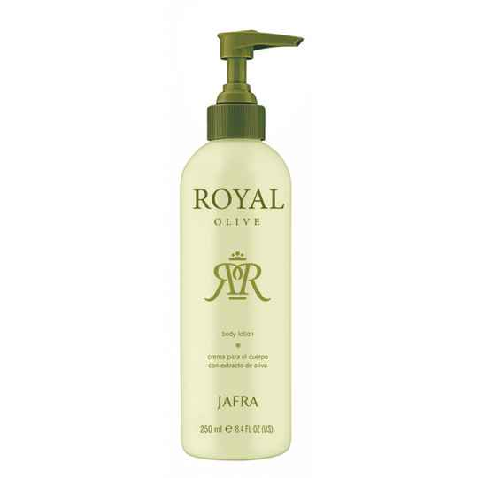 Jafra Royal Olive Body Lotion (250 ml)