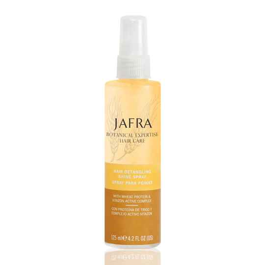 Jafra Botanical Expertise Hair Detangling Shine Spray
