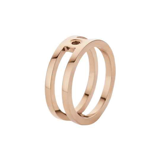 Melano twisted ring trista rosé