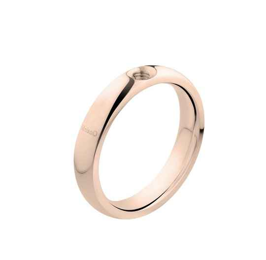 Melano twisted ring tracy rosé