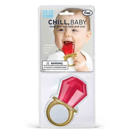 Chill Teether Bling