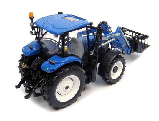 New Holland T 6-175 + Voorlader 1;32