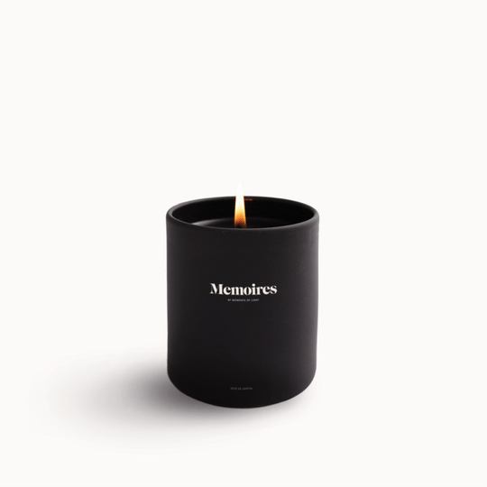 MOMENTS of light - Memoires Scented Candle