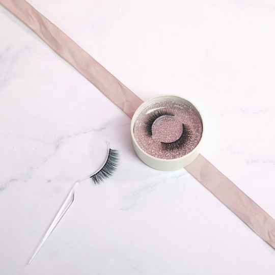 Audrey Lashes - A perfect hint of Glamour (Lovely Lashes)