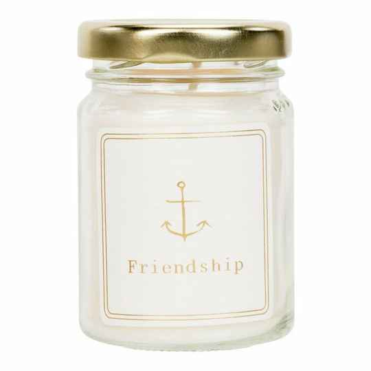 MOMENTS of light - FRIENDSHIP Scented Candle (mini)
