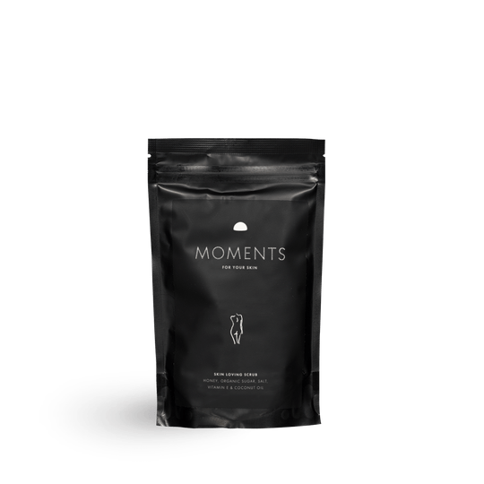 MOMENTS of light - Body Scrub in A Bag
