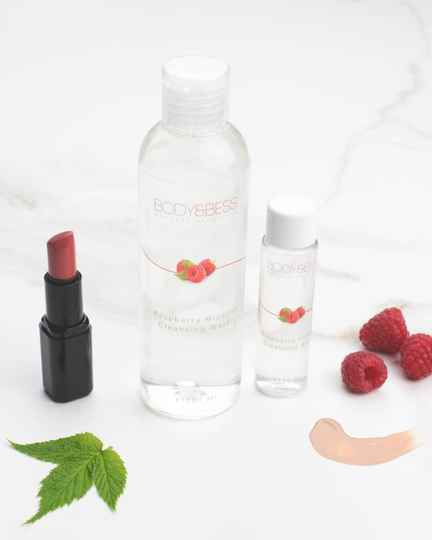 Raspberry Micellar Cleansing Water