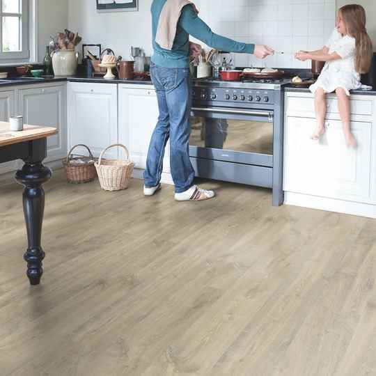 Quick Step Creo Beige eik Louisiana