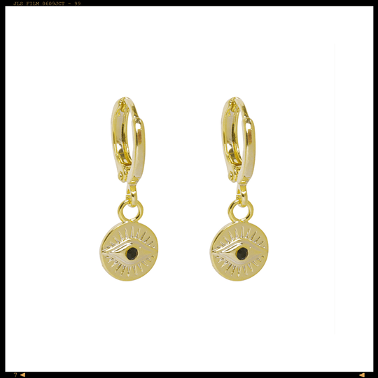 Earrings Eye