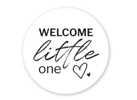 Sticker - Welcome little one