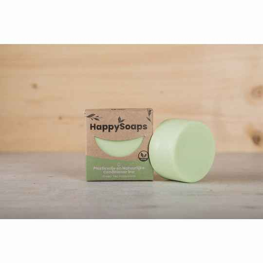 Green Tea Happiness Conditioner Bar | Voor alle haartypes