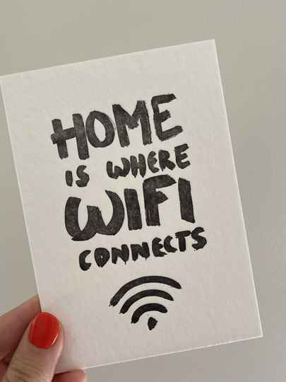 Kaartje home is where WiFi connects