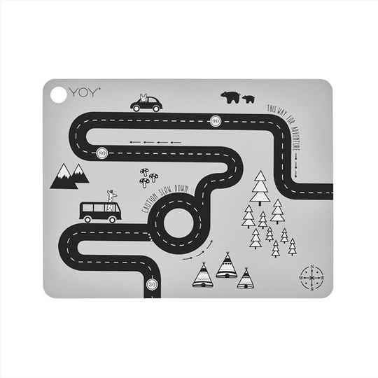 Placemat adventure OYOY