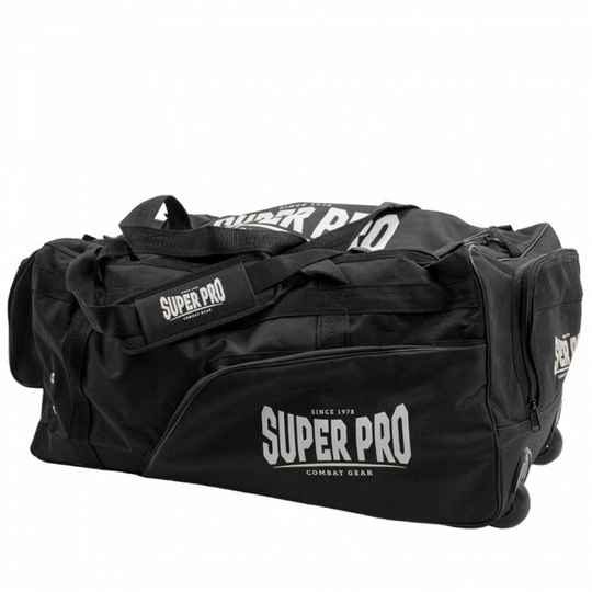 Super Pro Combat Gear Trolley Zwart/Wit