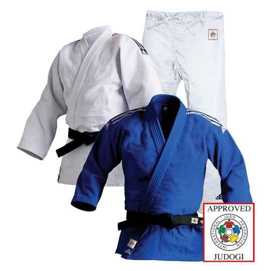 Adidas Champion II IJF approved duopack (10% korting)