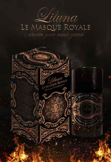 *Pre-Order:* Le Masque Royale | Elevate Your Mask Game