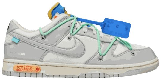 Nike Dunk Low Off-White Lot 26