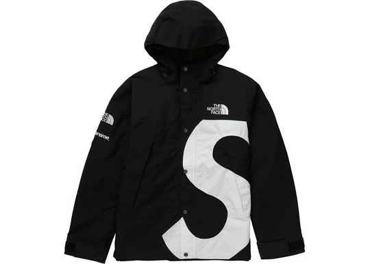 The North Face S Logo Jacket Black