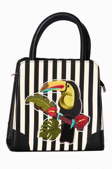Banned Toucan Handbag