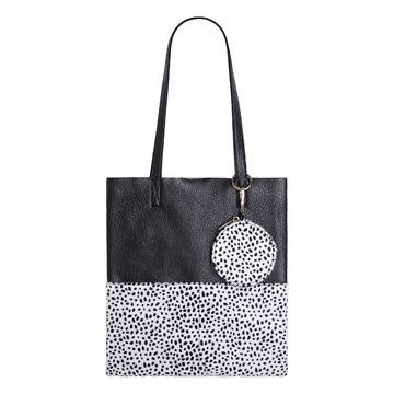 Tas Shopaway - Cheetah Black