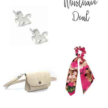 Musthave Deal - Little Unicorn