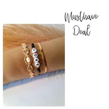 Musthave Deal - Armbandenset Chic Party