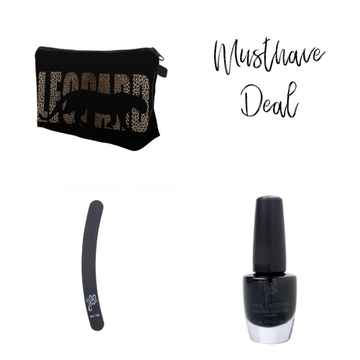 Musthave Deal - Beauty Pack Leopard