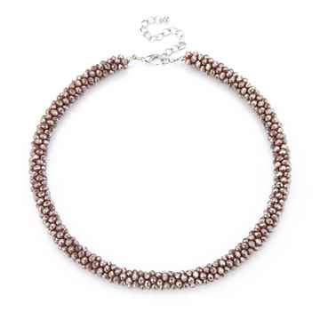 Ketting Sparkle Amber