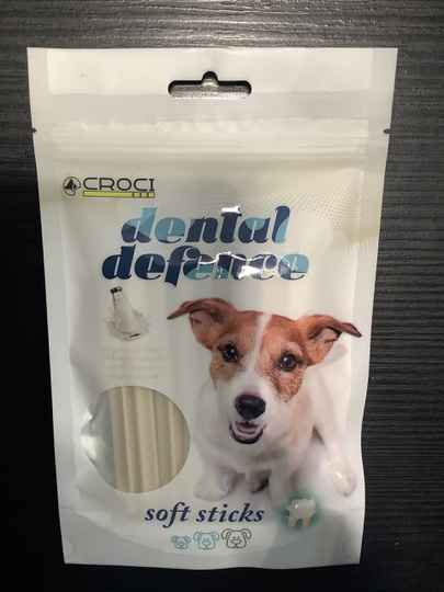 Dental defence soft sticks met melk