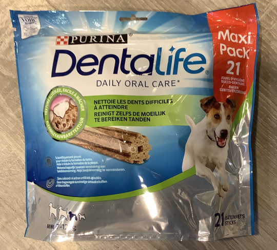 PURINA DENTALIFE MAXI 345GRAM - 21 STICKS