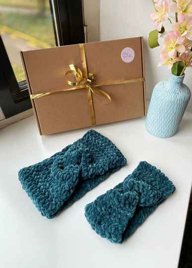 Giftset: Mommy & Me Headwraps