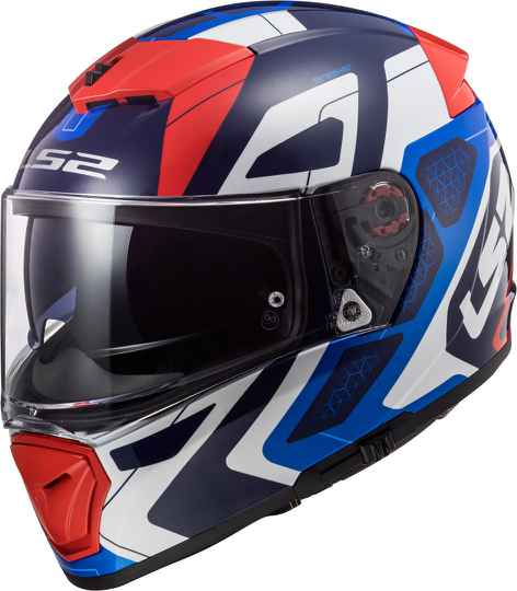 LS2 FF390 BREAKER ANDROID HELM