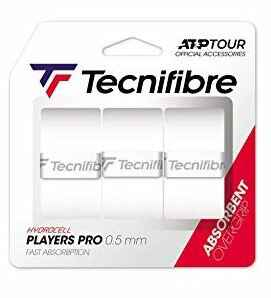 Tecnifibre Players Pro Overgrip Wit A3