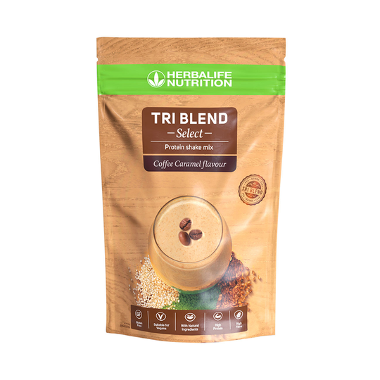 052K Tri Blend Select Coffee karamel 600gram