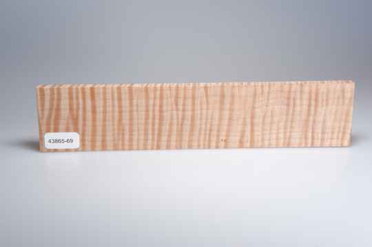 Curly Maple 233 x 10 x 49 mm, 43865-69
