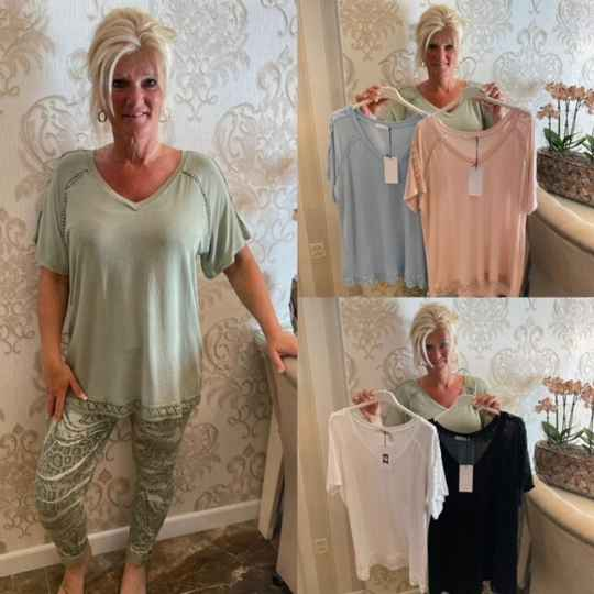 Shirt Willy t/m 40/42